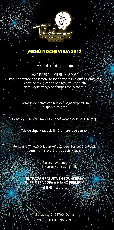 NOCHEVIEJA TICINO 2018